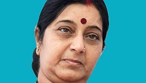 सुषमा स्वराज-विदेश मंत्री