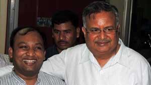 राजीव रंजन प्रसाद और रमन सिंह