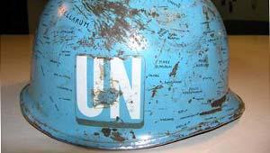 संयुक्त राष्ट्र शांति सेना