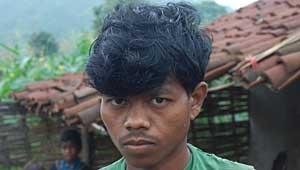 रिबई पंडो का पोता