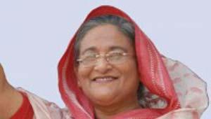 शेख हसीना-बंग्लादेश