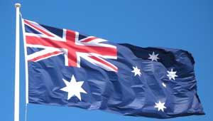ऑस्ट्रेलियन झंडा
