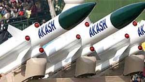 आकाश मिसाइल