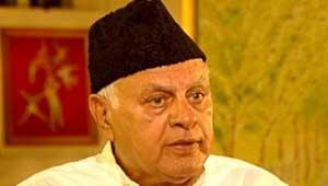 फारुख अब्दुल्ला