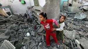 गाजा में इसराइल हमला
