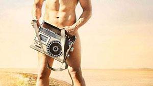 आमिर खान का नग्न पोस्टर