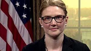 मेरी हर्फ-अमरीकी विदेश विभाग प्रवक्ता