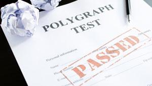 पालीग्राफ टेस्ट