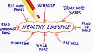 स्वस्थ्य जीवन के नुस्खें