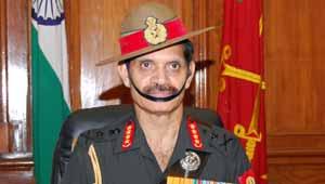 दलबीर सिंह सुहाग- सेना प्रमुख