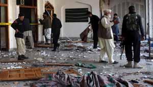 पेशावर-मस्जिद हमला