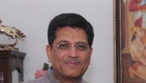 पीयूष गोयल- राज्य मंत्री