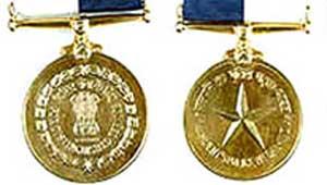 राष्ट्रपति पुलिस पदक