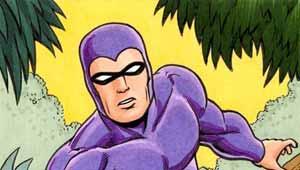 फैंटम-कॉमिक्स का हीरो