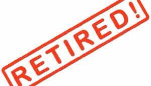 सेवानिवृत
