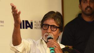 अमिताभ बच्चन-मेगास्टार