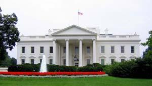 व्हाइट हाऊस-राष्ट्रपति भवन