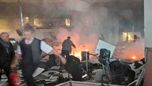 ब्रसेल्स में आतंकी हमला