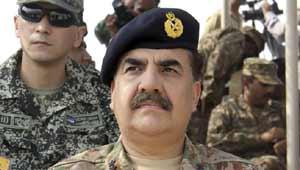 जनरल राहील शरीफ-सेना प्रमुख