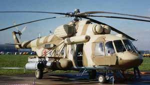 एमआई-17 हेलिकॉप्टर