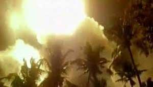 पुत्तिंगल मंदिर-आग