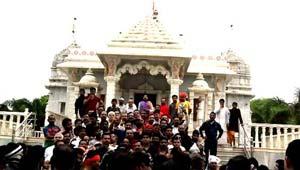 गौरी मंदिर-रायपुर