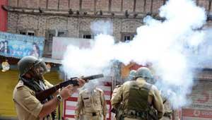 कश्मीर में उपद्रव