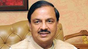 महेश शर्मा- केन्द्रीय मंत्री