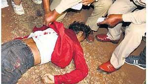रायपुर में हत्या