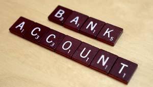 बैंक अकाउंट