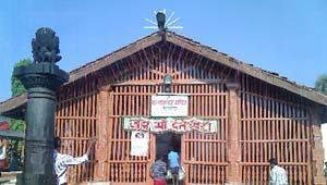 दंतेश्वरी मंदिर-दंतेवाड़ा