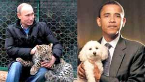 ओबामा-पुतिन