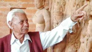 डॉ. अरुण शर्मा-पुरातत्वविद