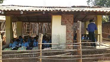 कांकेर में शिक्षा