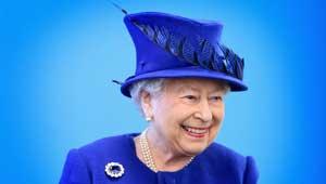 इंग्लैंड की रानी