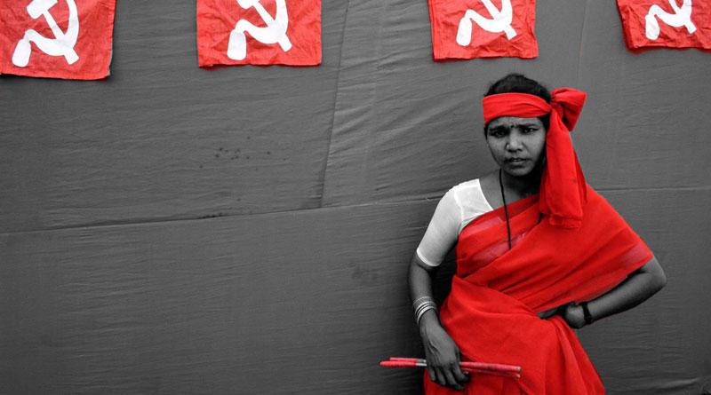 नक्सलवाद नक्सलबाड़ी नक्सल प्रभावित माओवादियों को पीछे धकेला टीआरएस फुलपाड पीएलजीए