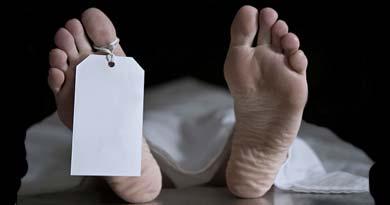 सड़क दुर्घटना में मौत