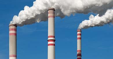 पृथ्वी में प्रदूषण