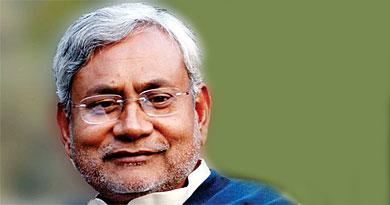 नीतीश कुमार संघ मुक्त भारत