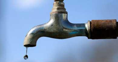 रायपुर में जल संकट की पदचाप