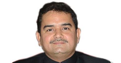 दयानंद पी आईएएस को ननकी राम कंवर की खरी खरी