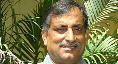 बिलासपुर विश्वविद्यालय के कुलपति प्रोफेसर सदानंद शाही