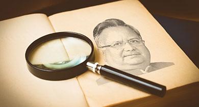 पनामा पेपर्स में रमन सिंह