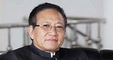 नगालैंड के मुख्यमंत्री टीआर जेलियांग