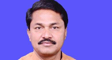 नाना पटोले ने भाजपा से इस्तीफा दिया