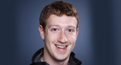 मार्क ज़करबर्ग फेसबुक के संस्थापक