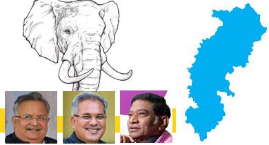 छत्तीसगढ़ विधानसभा चुनाव 2018