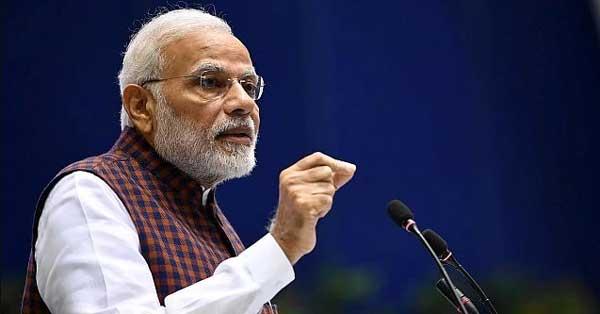 नरेंद्र मोदी प्रधानमंत्री