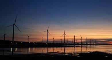 पवन चक्की अक्षय ऊर्जा