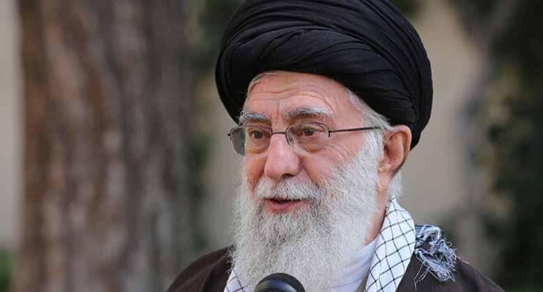 ईरानी नेता ख़ामेनेई